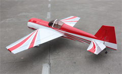ARFMFG Yak 55SP 50CC 87'' Aerobatic RC Airplane Red B