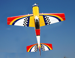 Yak 54 3D 56'' RC Airplane ARF Red