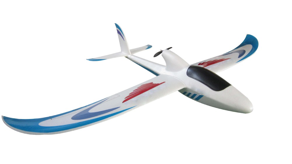 Powerzone Yi-Sky 1420mm/55.9'' EPO Electric RC Glider PNP