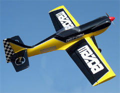 Zlin Z-50 120 70'' Nitro Gas RC Airplane ARF
