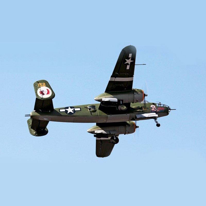 LX Super B-25 Mitchell Bomber 2000mm/79'' RC Warbird