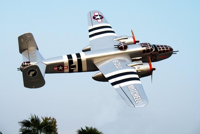 B-25 Mitchell 52 - 71