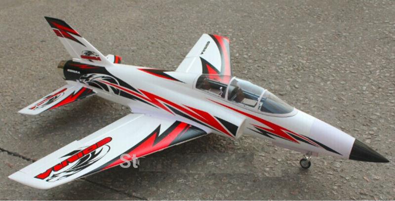 Taft Hobby Cobra 90mm 8s Sport Jet Edf Epo Kit Version