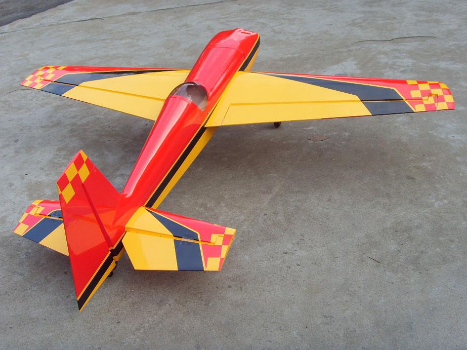 Skyway Edge 540 50cc 88 Carbon Aerobatic Rc Airplane