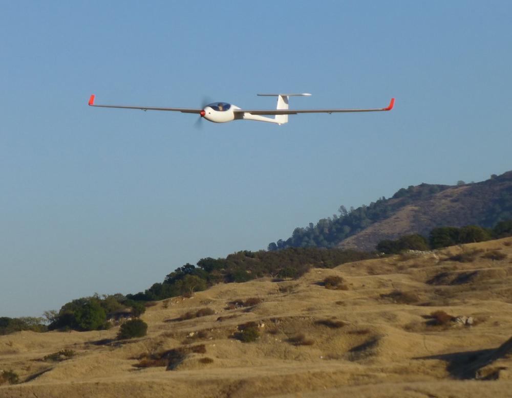 Lanyu ASW28 2 6m/103'' Unibody Scale RC Glider (759-1) Kit - General