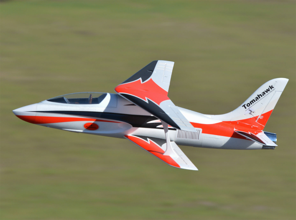 Taft Hobby Quantum 90mm EDF RC Jet Kit Version With Retracts