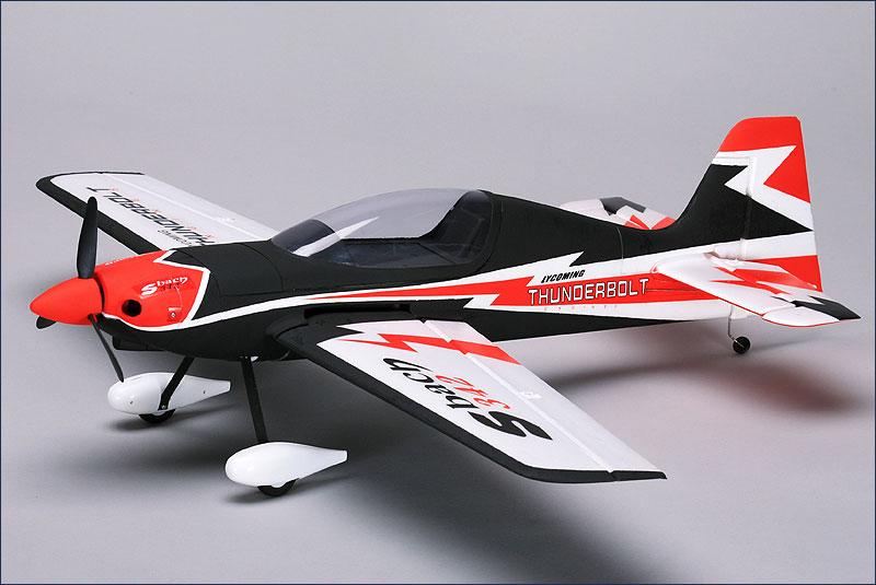 Hsd Sbach 342 1400mm Wingspan Epo Electric Rc Plane Pnp