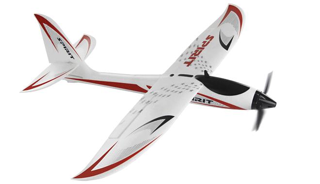 Freewing Spirit 815mm Sport Glider EPO Electric RC Plane Kit