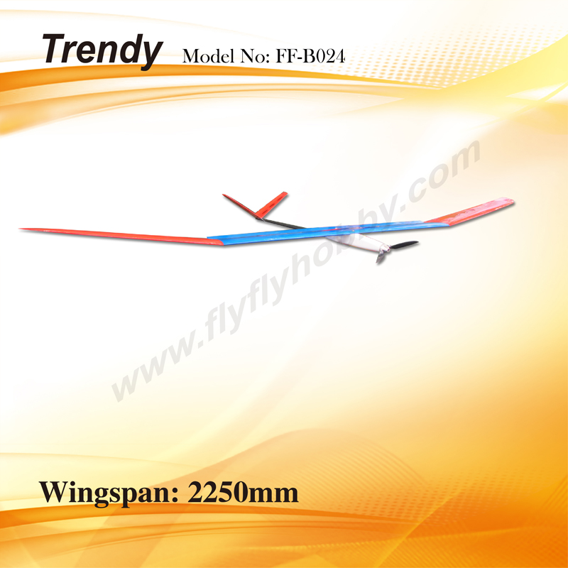 Flyfly Trendy Electric 2 25m Glider General Hobby